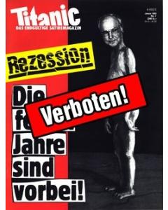TITANIC Heft Januar 1993 (Papier)