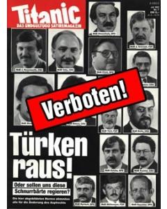 TITANIC Heft Juli 1993 (Papier)