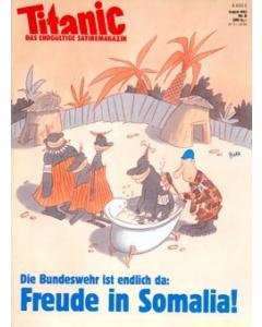 TITANIC Heft August 1993 (Papier)