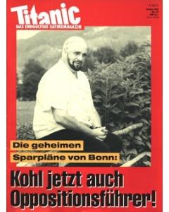 TITANIC Heft Oktober 1993 (Papier)