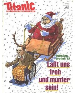 TITANIC Heft Dezember 1993 (Papier)