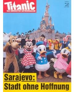 TITANIC Heft März 1994 (Papier)