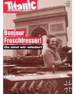 TITANIC Heft August 1994 (Papier)