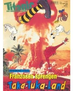 TITANIC Heft August 1995 (Papier)