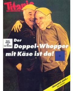 TITANIC Heft Januar 1996 (Papier)