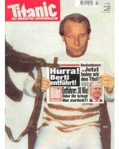 TITANIC Heft Juni 1996 (Papier)