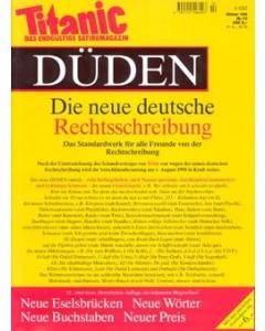 TITANIC Heft Oktober 1996 (Papier)