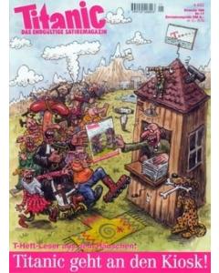 TITANIC Heft November 1996 (Papier)