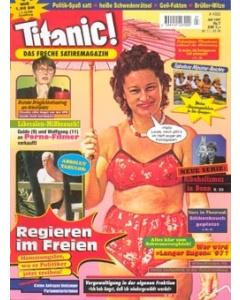 TITANIC Heft Juli 1997 (Papier)