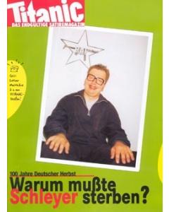 TITANIC Heft August 1997 (Papier)