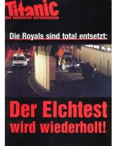 TITANIC Heft Dezember 1997 (Papier)