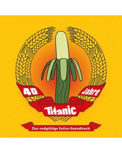 40 Jahre TITANIC – Der endgültige Satire-Soundtrack (5 CDs)