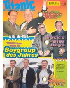 TITANIC Heft Januar 1998 (Papier)