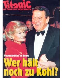 TITANIC Heft April 1998 (Papier)