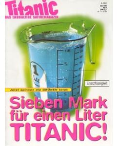 TITANIC Heft Mai 1998 (Papier)