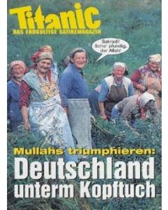 TITANIC Heft August 1998 (Papier)