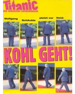 TITANIC Heft Oktober 1998 (Papier)