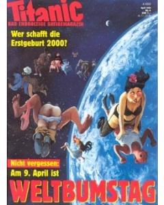 TITANIC Heft April 1999 (Papier)