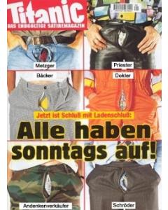 TITANIC Heft September 1999 (Papier)