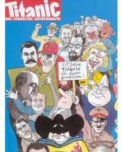 TITANIC Heft Dezember 1999 (Papier)