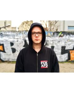 PARTEI-Hoodie: FCK AFD