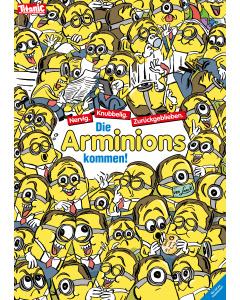 Plakat: Die Arminions kommen!