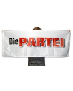 PARTEI-Fahne