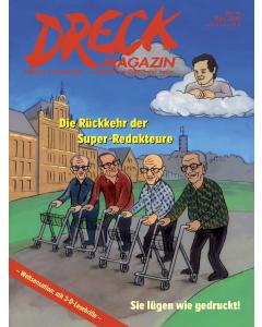 "Das legendäre ""Dreck-Magazin"" (No. 16)"