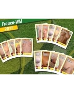 Frauen-WM 2011 - Sammelbildchen