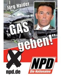 Gas Geben!