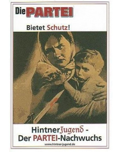 Hintner-Jugend: Bietet Schutz!