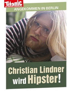 Christian Lindner wird Hipster!