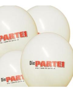 15 Die PARTEI Luftballons
