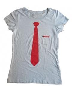 PARTEI-Shirt: Krawatte