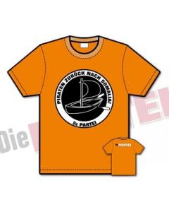 PARTEI-Shirt: Piraten zurück nach Somalia