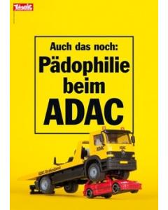 Auch das noch: Pädophilie beim ADAC