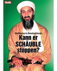 Kann er Schäuble stoppen?