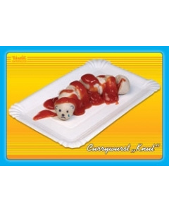 Currywurst Knut