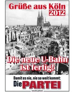 Grüße aus Köln 2012