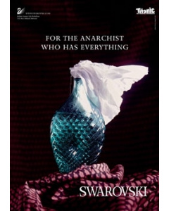 Swarovski - For the anarchist who has everything