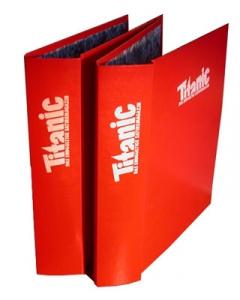 TITANIC-Sammelordner
