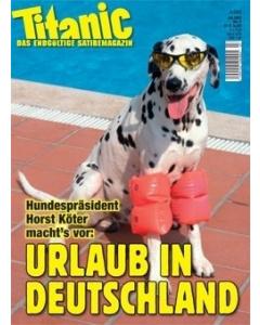 TITANIC Heft Juli 2007 (Papier)
