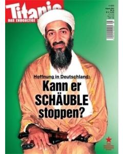 TITANIC Heft August 2007 (Papier)