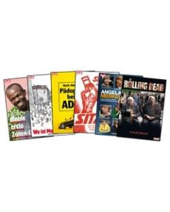 Bestseller-Plakat-Paket