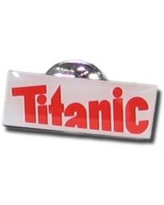 TITANIC-Anstecker