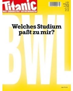 TITANIC Heft Oktober 2011 (Papier)