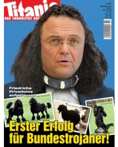 TITANIC Heft November 2011 (Papier)