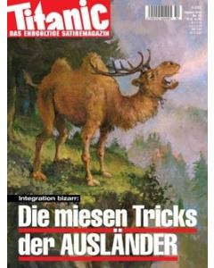 TITANIC Heft Oktober 2010 (Papier)
