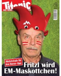 TITANIC Heft Juni 2008 (Papier)