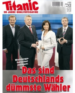 TITANIC Heft Oktober 2009 (Papier)